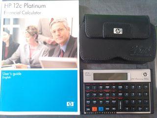 Calculadora Financiera HP 12C platinum 25 Anivers.