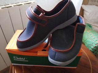 zapatillas ancho especial número 44