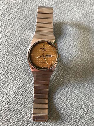 Seiko automatico reloj mujer