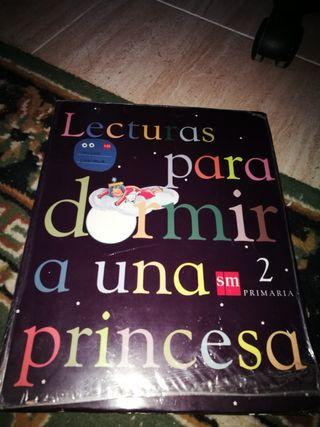 Libro Lecturas para una princesa