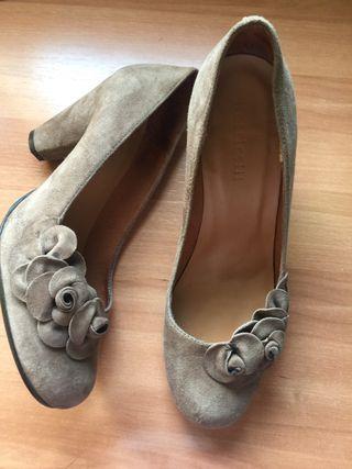 Zapatos Botticelli de segunda mano por 10 € en Valladolid en