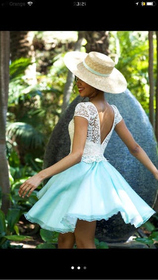 Oportunidad!!!! Vestido de fiesta Sílvia nav