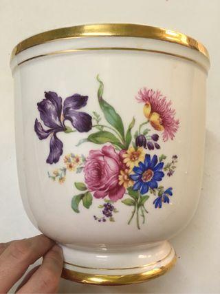 Florero porcelana Vista Alegre