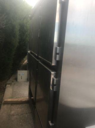Cámara frigorífica hostelería botellero