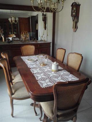 Muebles comedor antiguos perfecto estado