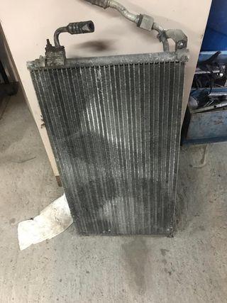 Radiador aire acondicionado saxo