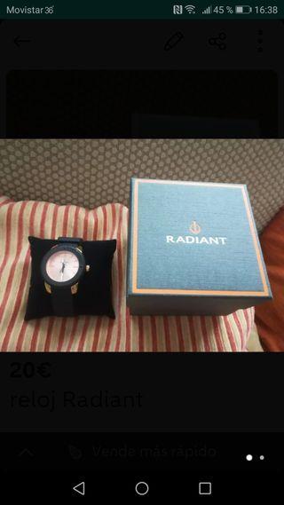 reloj Radiant mujer