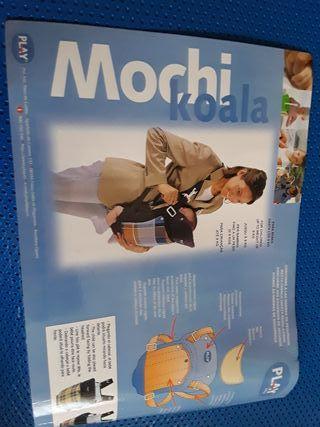 Mochila portabebés, cargador de bebé