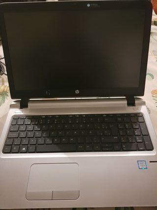 ordenador portátil hp 250 G3 i5 con SSD M2 256 GB