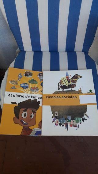 Ciencias Sociales 1° Primaria Integrado SAVIA Sm