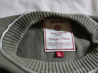 Dos suéters