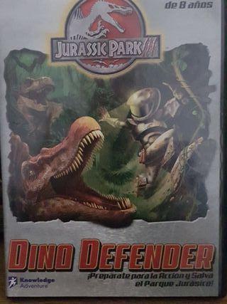 Dino defender