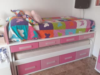 habitación juvenil-infantil