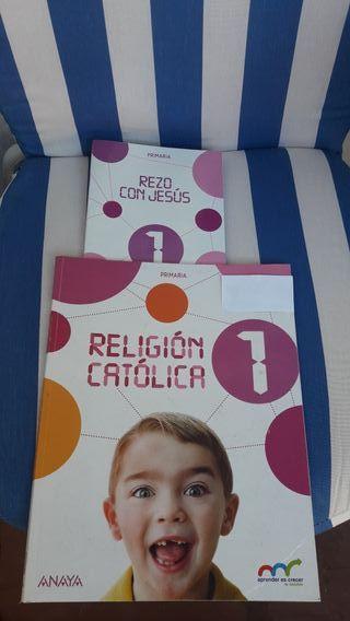 Religión Católica ANAYA 1° Primaria