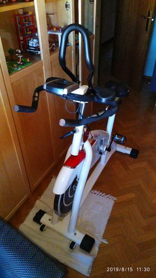 Bicicleta de spinning.Modelo GM Sport 701-20