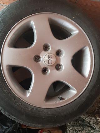 Llantas VW Transporter