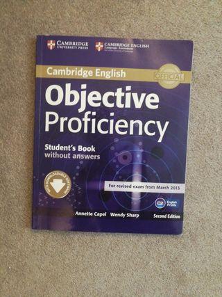 Cabridge Objective Proficiency Students book C2