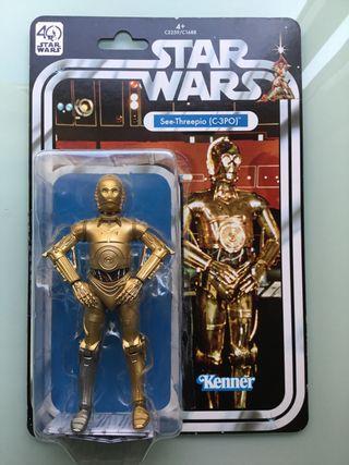 Star wars 40 Aniversario C3po