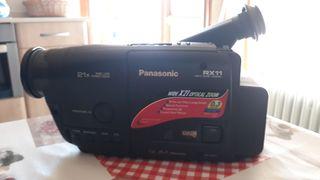 Camara d video Panasonic VHS
