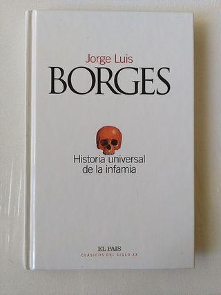 """Historia universal de la infamia"" de Borges."