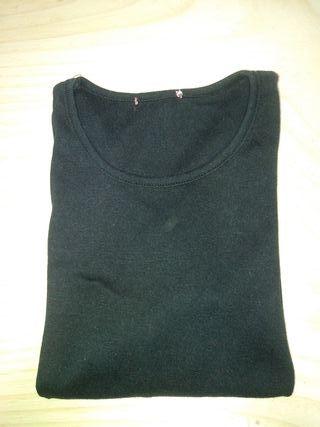 Camiseta de manga larga fina