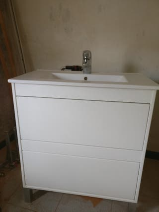 Mueble + lavabo de baño