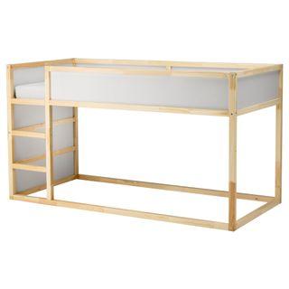 Cama Litera reversible Kura Ikea