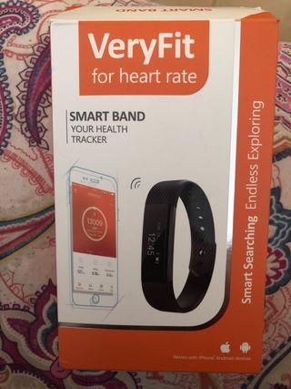 Reloj pulsera para actividad. Smart Band