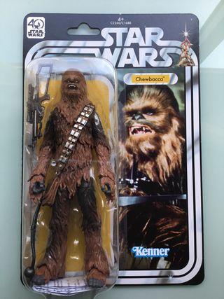 Star wars 40 aniversario chewbacca