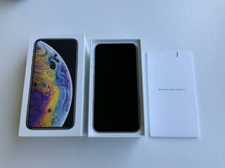 iPhone XS 64Gb Plata