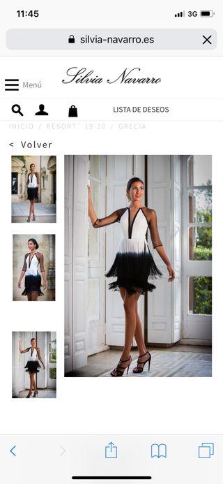 Vestido Grecia silvia navarro