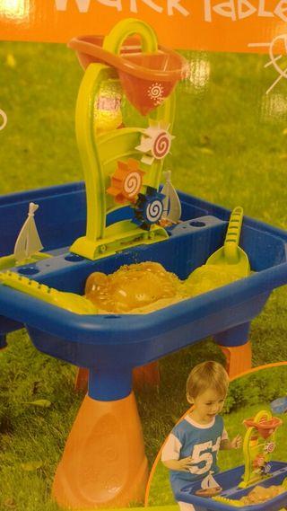 PlayGo Juguete Mesa de Arena y Agua