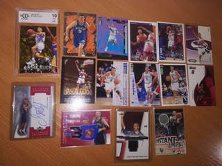 15 cards de JASON KIDD