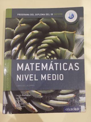 Libros Bachillerato Internacional (IB books)