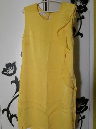 Vestido Boda- Cóctel Mango M