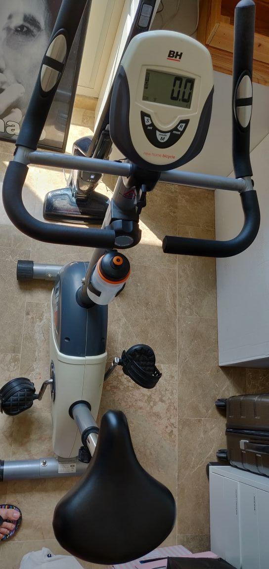bicicleta estatica Bh fitness h267