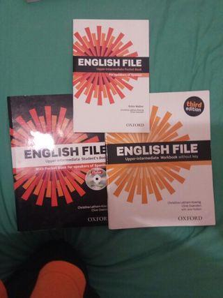 Libros de inglés (nivel B2)
