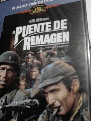 EL PUENTE DE REMAGEN - DVD - SIN ABRIR
