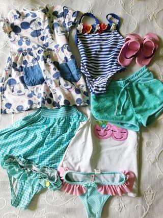 Lote ropa 2 - 3 años