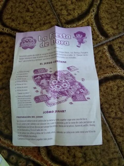 Juego Dora la exploradora de segunda mano por 7 € en ...