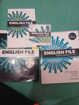 Libros de inglés de nivel C1