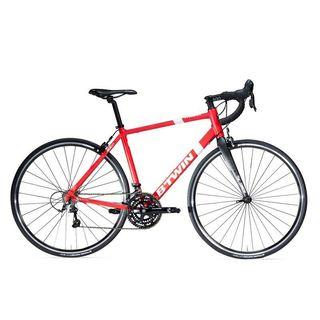 Bicicleta Btwin Triban 500 horq. carbono - talla L