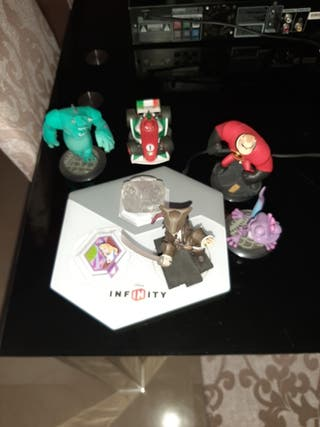 Accesorios Disney infinity Play Station