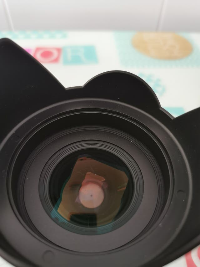 Sigma 24mm EX DG MACRO para Nikon