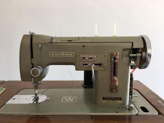 Maquina de coser semi industrial con motor