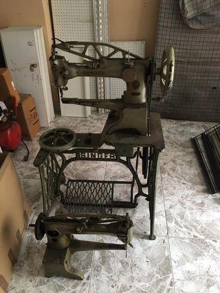 máquinas coser zapatero