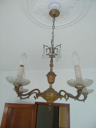 lampara de araña