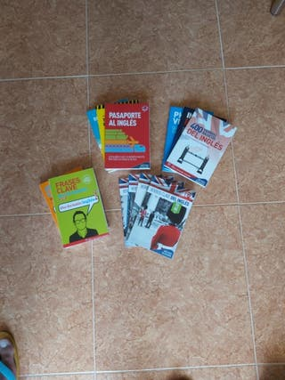 Método Vaughan - aprender inglés - libros y CDs