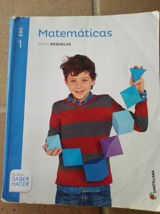Libro 1 ESO Matemáticas