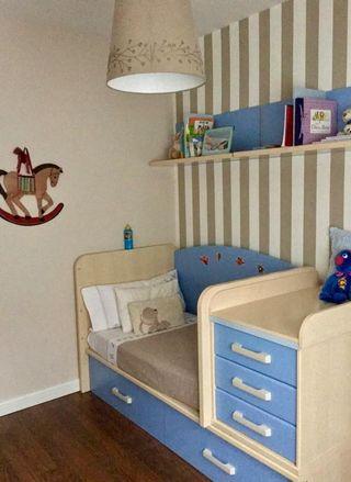 Habitación infantil cama cuna